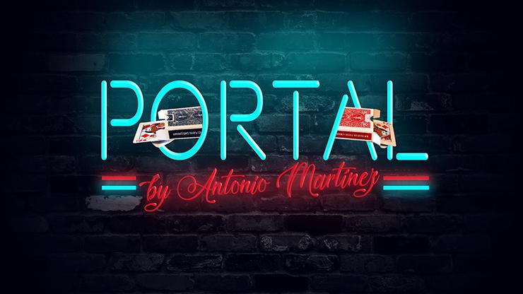 Portal By Antonio Martinez  MAGIC TRICKS~