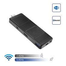 S41 Intel Celeron N4120 Dell'ufficio della Mini PC Finestre 10 Pro DDR4 4GB di RAM 64GB ROM TV Stick 2.4G 5G WiFi Bluetooth Mini Computer