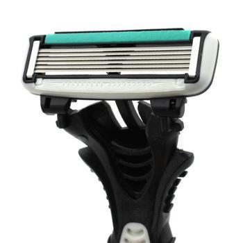 16pcs/lot Original DORCO Best Shaving for Man PACE 6 Layers Razor Blades Beyond Fusione Blade for Men Face Care 1