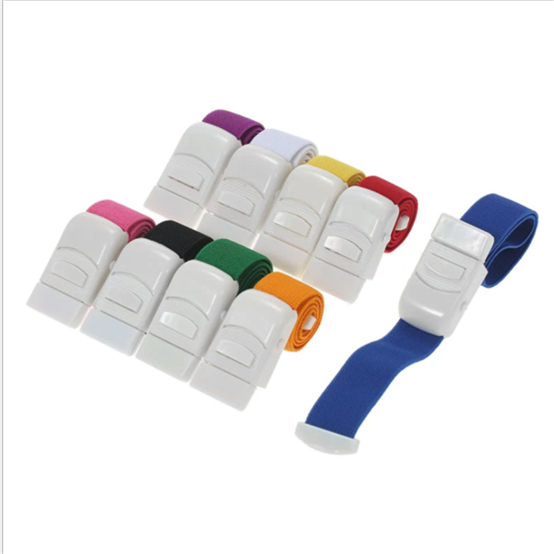 1Pcs Colorful Medical Paramedic Tourniquet Quick Release Buckle Outdoor Sport Emergency For First Aid Medical Nurse General Use