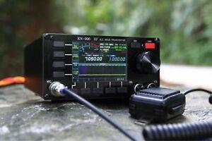 New KN-990 HF Ham Radio Transceiver SSB/CW/AM/FM/DIGITAL IF-DSP Amateur