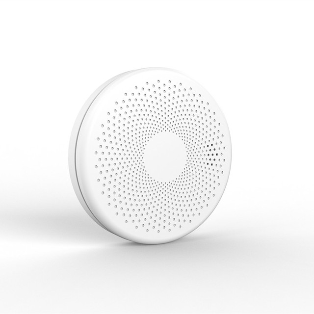 Tuya WIFI Carbon Monoxide Smoke Detector CO Gas Fire Alarm 2 in 1 Sensor Home Security Protection Battery Not Included 2
