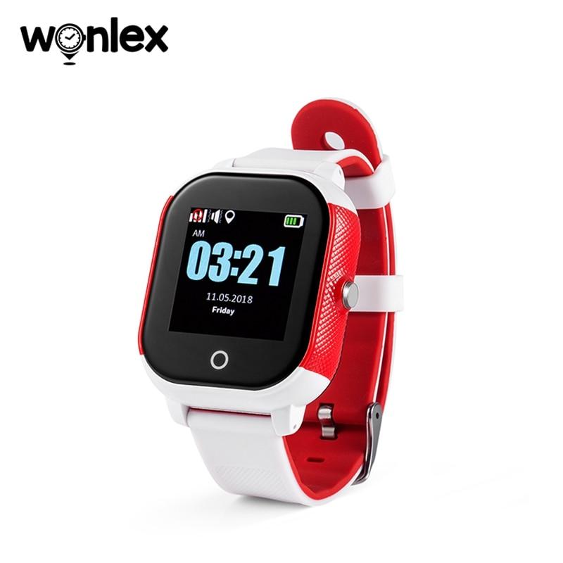 Wonlex GW700S gyerek GPS WIFI intelligens karóra vízálló gyerekeknek (2)
