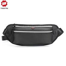Tigernu Men's High Quality Houlder Bag Celular Chest Bag Spo