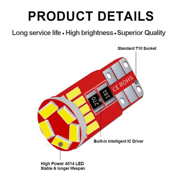 9 x White Ice Blue Error Free Car LED License Plate Bulb Package Kit For 2015-2017 Chrysler 200 Interior Reading Dome Cargo Lamp 2