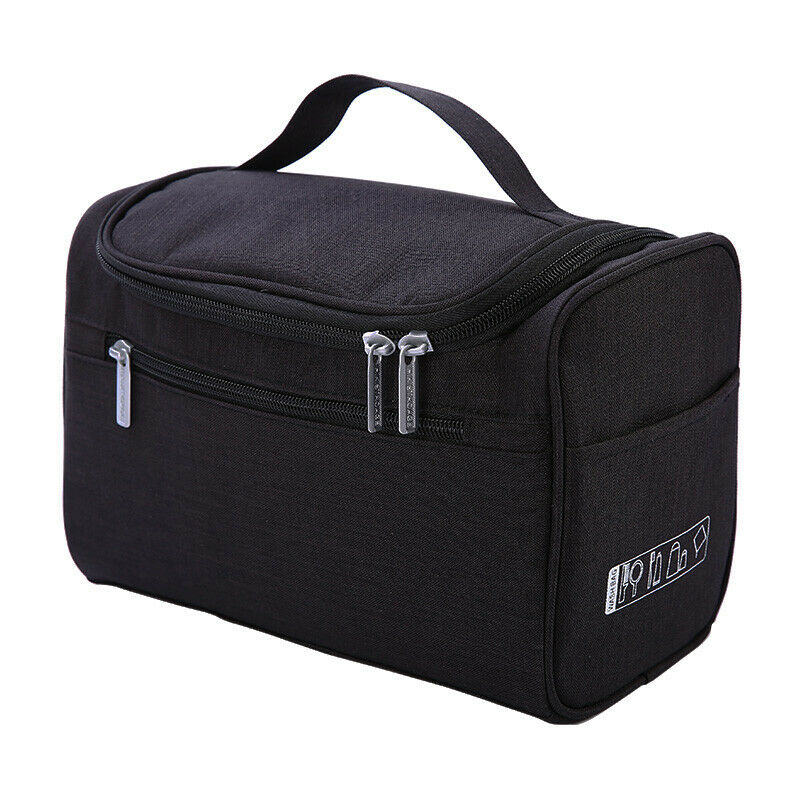 UK Womens Travel Cosmetic Makeup Bag Toiletry Case Wash Organizer Storage Pouch