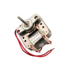 23W 220V Refrigerator Fan Motor refrigerator air cooled Wuyang Fan HY YZF6116 shaded pole cooling fan freezer parts