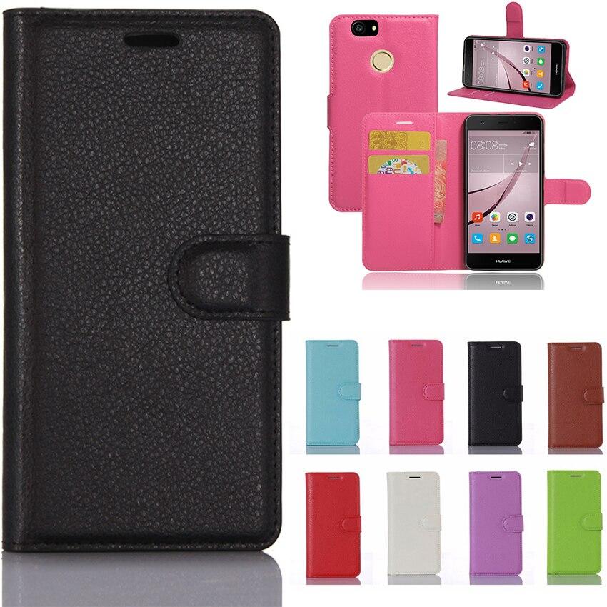 Чехол для Huawei Nova, роскошный бумажник, чехол из искусственной кожи для Huawei Nova, чехол-книжка с бумажником, защитный чехол, чехлы
