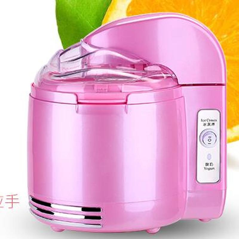 Machine Ice Cream Machine Fry Ice Cream Machine Children Self-control Small-sized Household Fully Automatic Natto Machine 2