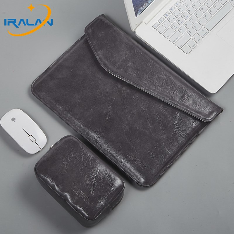 """Thin Magnetic Case Bag Sleeve Pouch For 13/'/' 13.3/"""" 15/"""" 15.4/'/' Macbook Pro Air"""
