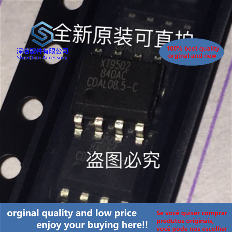 20pcs 100% Orginal And New XT9502 SOP XT9502A840SR-G XT9502 840AC  Best Qualtiy