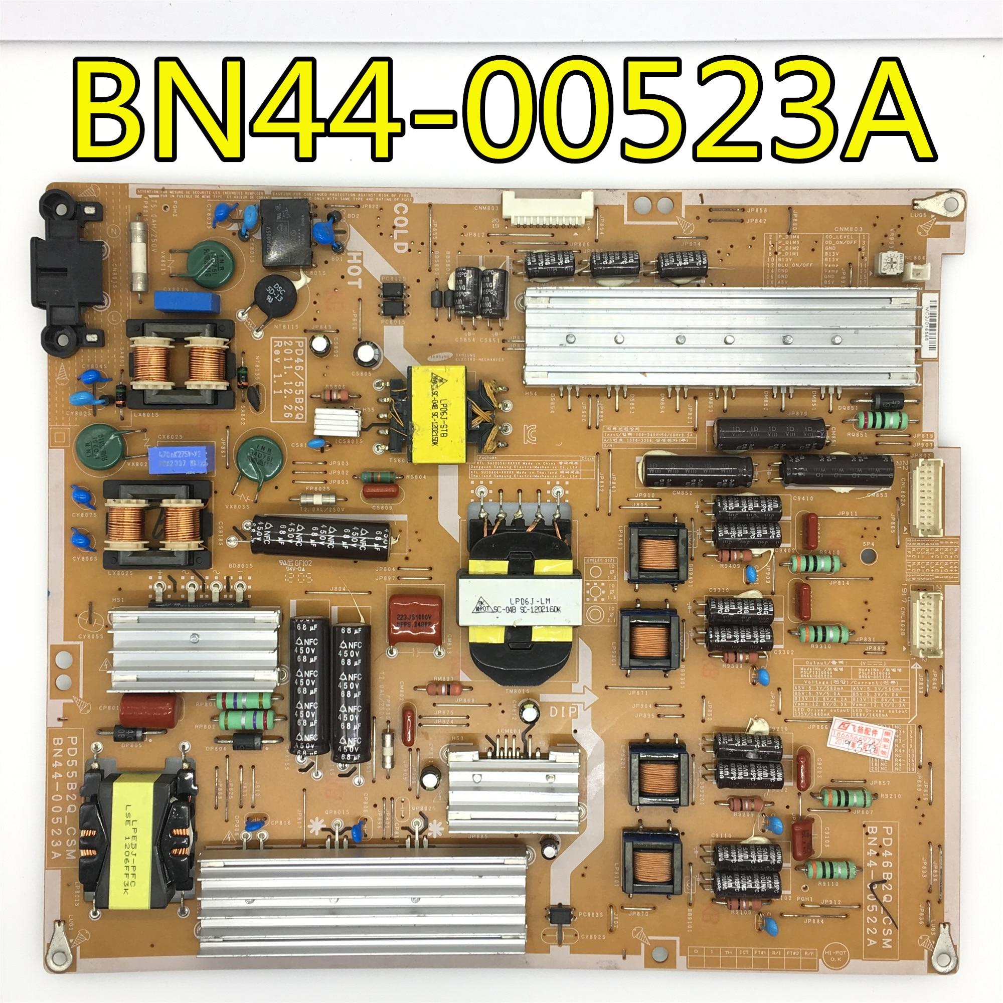 original 100% test for samgsung PD46B2Q CSM BN44 00522A PD55B2Q CSM BN44 00523A power board  |Remote Controls| |  - title=