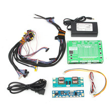 New Laptop LCD/LED Test Tool Kit Panel Screen Tester with 14Pcs Lvds Cables and Inverter