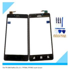 Panel-Lens Digitizer Cell-Phone Touch-Screen for TP-LINK Neffos C5s/C5/S/.. New