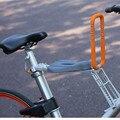 Велосипедное детское сиденье переднее портативное складное электрическое Велосипедное Быстроразъемное быстросъемное сиденье для безопа...