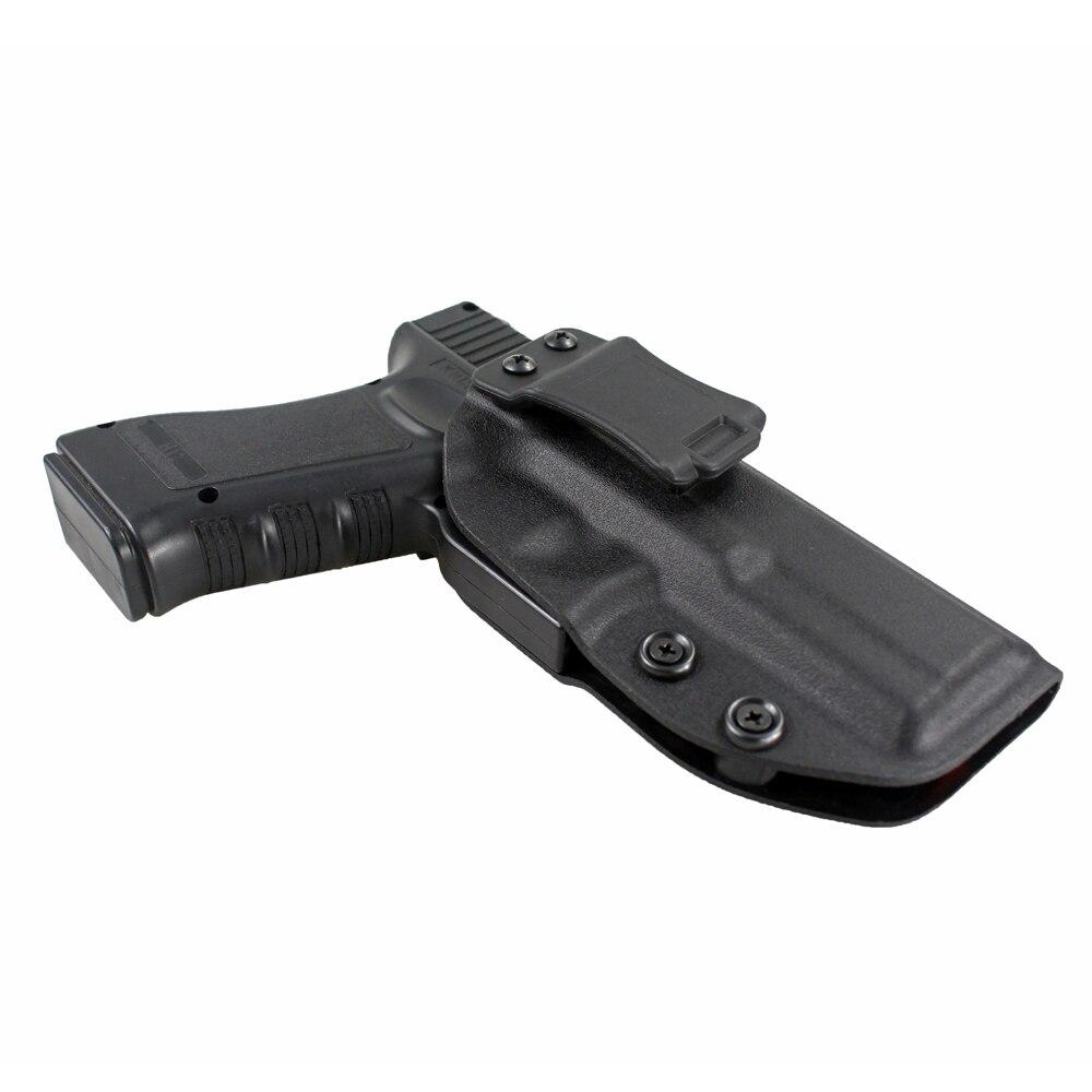 Охотничий кобура Glock конечный скрытый пояс для переноски пистолет кобура для Глок 17 G22 G31 правая рука-in Кобуры from Спорт и развлечения on AliExpress - 11.11_Double 11_Singles' Day