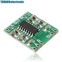 цена на 10PCS 2 Channels 3W Digital power PAM8403 Class D Audio Amplifier Board USB DC diy electronics