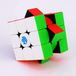 Image 4 - مكعب سحري 3x3x3 من GAN356RS مكعب 3x3 مكعبات السرعة GAN356 RS 3x3x3 لغز مكعب غان 356RS كوبو ماجيكو