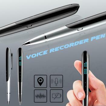 JNN Q9 8GB LED Display Digital Recorder Pen 2