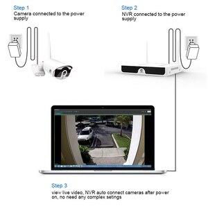 Image 3 - Беспроводная система видеонаблюдения, 8 каналов, 1080P, ТБ, Фотокамера, 2 МП, сетевой видеорегистратор