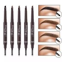 XISHOW – crayon à sourcils imperméable, cosmétiques, teinte de maquillage, tatouage naturel et durable, sourcils naturels, ensemble de maquillage, beauté, 5 couleurs