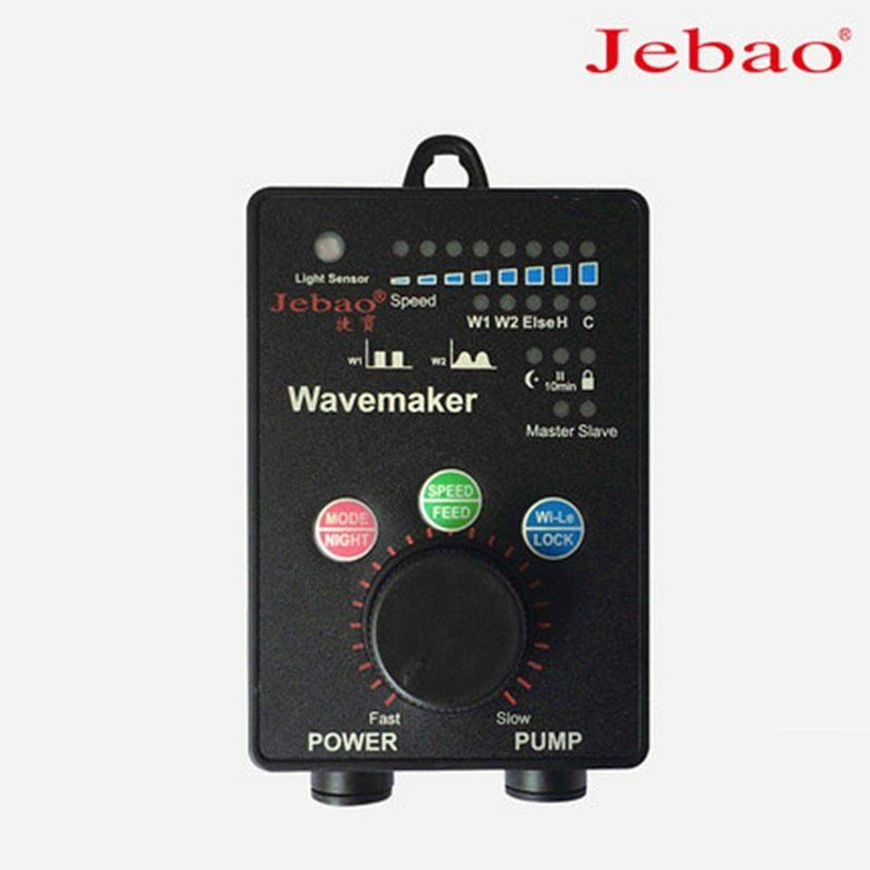 Image 3 - Jebao Jecod SOW Series Sine Wave Maker Pump Ultra Quiet Powerhead with ControllerWater Pumps