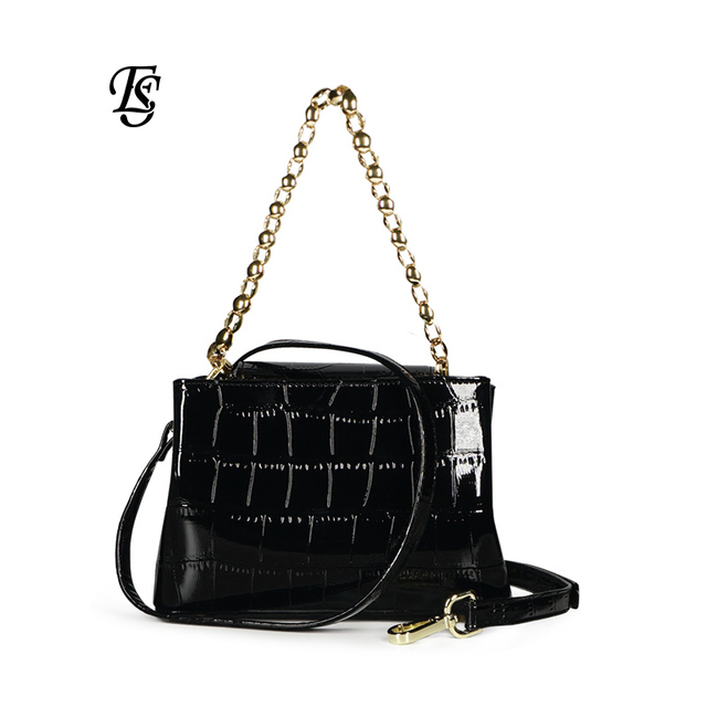 ESHUNF torebki na ramię dla kobiet luksusowe torebki ze