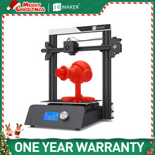 Printing-Masks 3d-Printer Eu-Russia-Warehouse Jgmaker Magic Aluminium Frame-Diy-Kit Size-220x220x250mm
