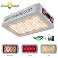 Крытый светодиодный светильник 2000W полными спектрами Phytolamp Фито лампы для растений овощей и цвету режим 430nm-780nm Тепличный тент завод Led