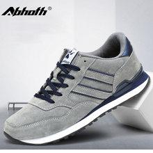 Мужская обувь для бега abhoth мягкая и удобная мужская осенняя