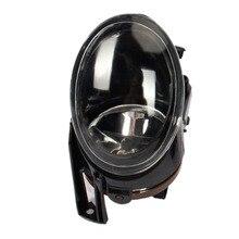 Plastic Automobiles 3CD941699/3CD941700 Convex LensLeft /Right Side Fog Light Car Replacement for Passat B6 06-10 Foglight
