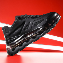 2019 New Brand Men Women Walking Shoes Air Cushion Sport Running Sneakers Big Size 36-45 Men Athletic Trainers Brand Shoes мужские кроссовки brand new men sport shoes 2015 q180 q180 men sneakers