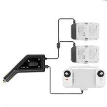 Cargador de coche con puerto USB, adaptador de carga para XIAOMI Drone FIMI X8 SE, controlador de batería, accesorios