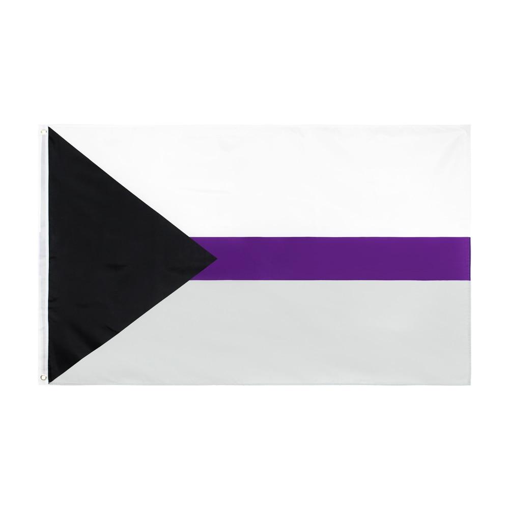 90x150 см, асексуальный демисезонный асексуальный Флаг для женщин