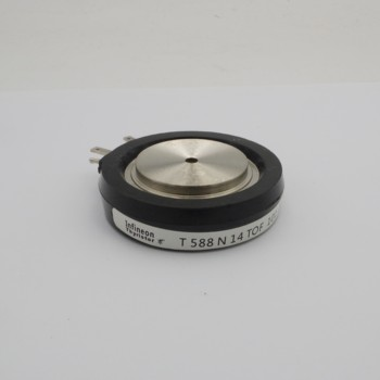 SCR Thyristor Electronic GTO Phase Control Thyristor T588N14TOF for Controlled Rectifier freeshipping mtc600a1600v thyristor module rectifier