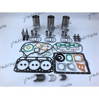 3D84-1 zestaw do przebudowy silnika z zaworami łożyskowymi z pierścieniem tłokowym do części silnika Yanmar tanie i dobre opinie CN (pochodzenie)