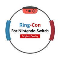 Anillo de aventura para Nintendo scon correa de pierna ajustable para anillo de aventura con anillo incluido