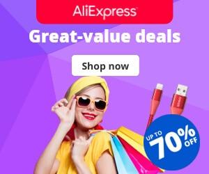 AliExpress SUPER VALUE DEALS