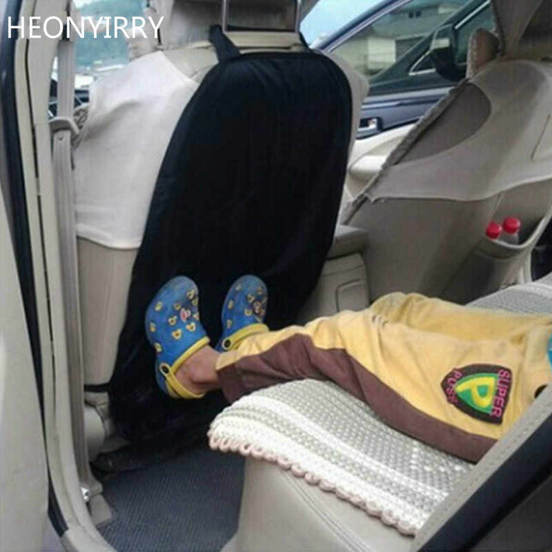 Couverture de siège de voiture protections arrière Protection pour enfants protéger les sièges Auto housses pour bébés chiens de boue saleté 2016 intérieur de la voiture