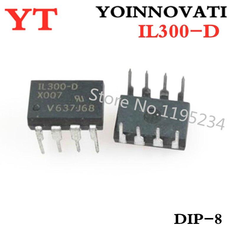 5pcs/lot IL300 IL300-D DIP8 Ic