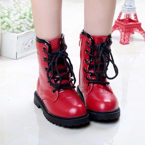 Image 2 - Winter 2019 Big Girls Fashion Boots Kids Boys Riding, Equestrian  Teenagers Children Shoe 4 5 6 7 8 9 10 11 12 13 14 15 16 Years