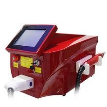 Picosecond lazer dövme kaldırma makinesi Nd Yag lazer 755nm 1064nm 532nm 1320nm güzellik makinesi karbon kabuğu cilt beyazlatma