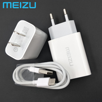 100% Original MEIZU EU US Charger adaptive 12V2A Fast Charge adapter usb cable for MX6 15 PLUS PRO 6 6 S 7 PLUS MEILAN X E3 MX2|Mobile Phone Chargers|Cellphones & Telecommunications -