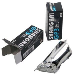 Image 2 - 6pcs/lot  Shanghai GP3 120 Black & White B&W B/W ISO 100 Roll Pan Film Negative