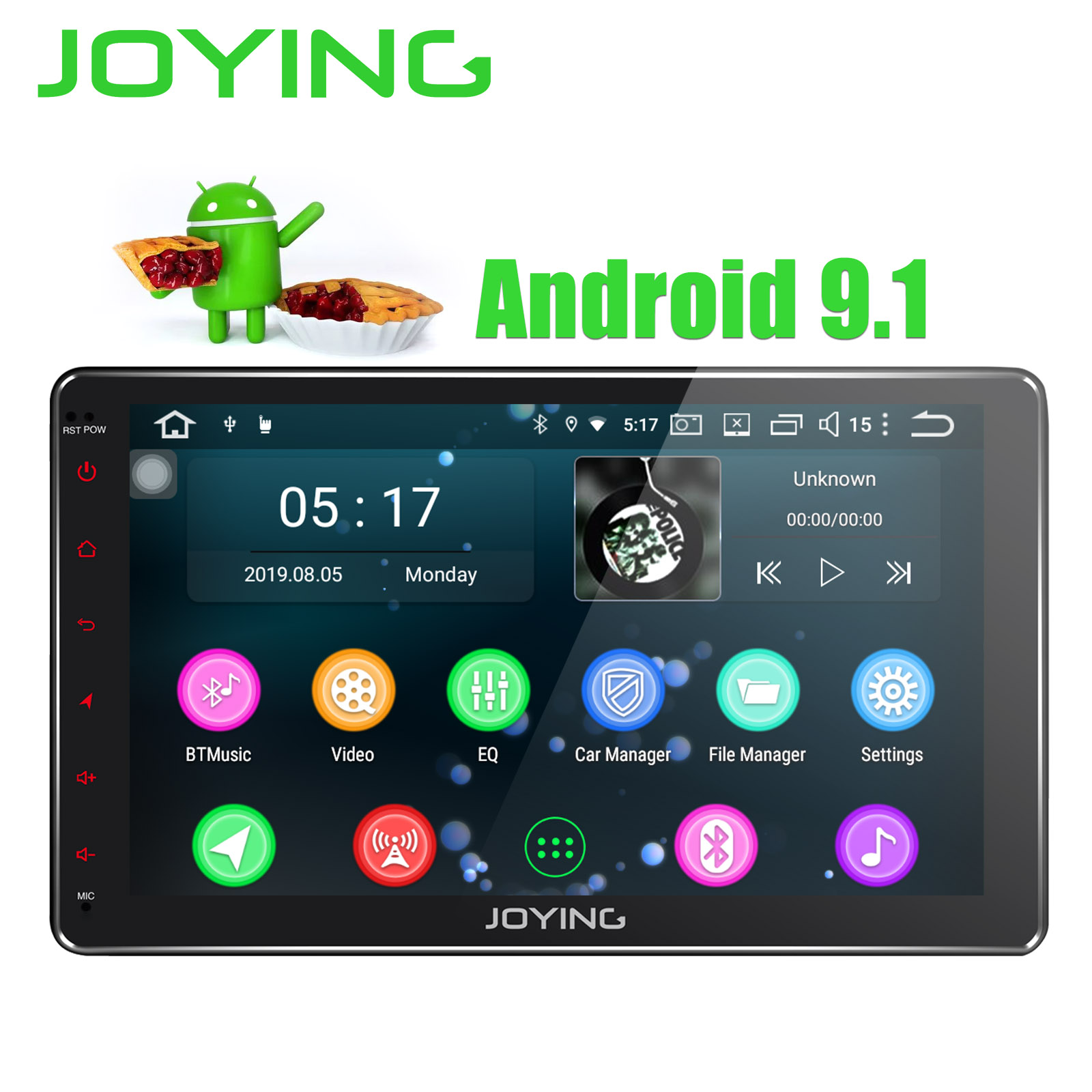 GPS JOYING Android Double