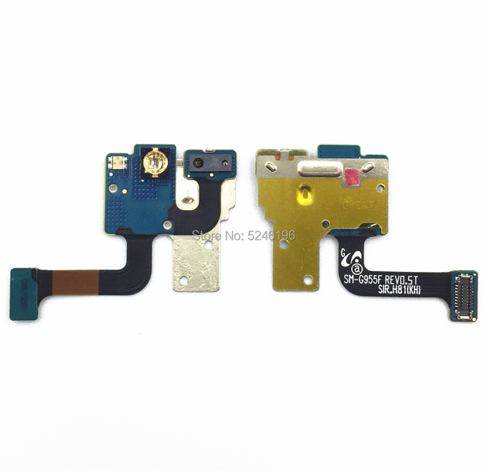 1pcs Proximity Ambient Light Sensor Flex Cable For Samsung Galaxy S8 Plus S9 Plus <font><b>Note</b></font> <font><b>8</b></font> SM-G955F PCB Circuit <font><b>board</b></font> image