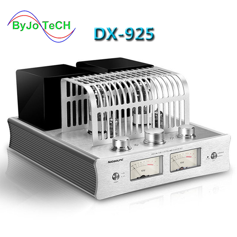 Nobsound DX-925 HiFi Power Amplifier electronic tube Amplifier Bluetooth Amplifier HiFi Hybrid Single-Ended Class A Power Amp image