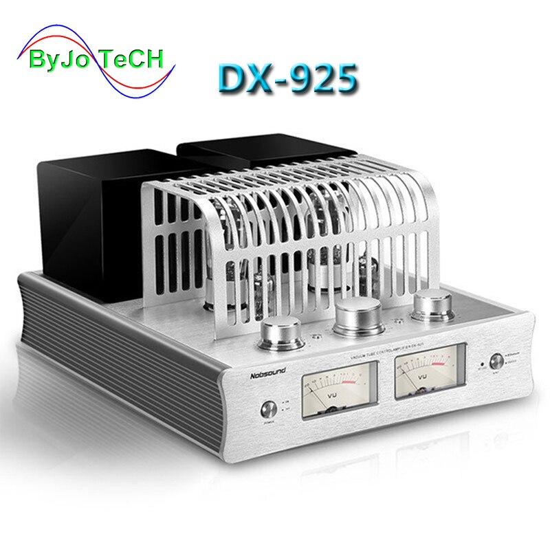 Nobsound DX-925 HiFi amplificateur de puissance amplificateur à tube électronique amplificateur Bluetooth HiFi hybride monofin classe A ampli de puissance