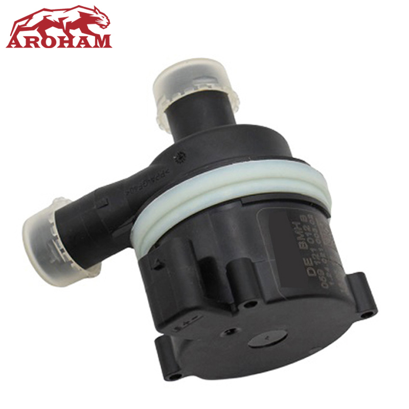 059 121 012B nouvelle pompe à eau auxiliaire de refroidissement de haute qualité pour Volkswagen VW Amarok Touareg/Audi A4 A5 A6 Q5 Q7 059121012B