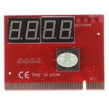 PC Analyzer Test-Post-Card Lpc-Post Laptop Diagnostic PCI-E Led-4-Digit 1PCS Troubleshooting